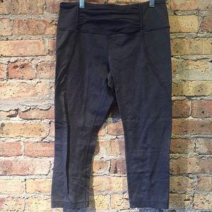 Lululemon gray legging, sz 10, 56845